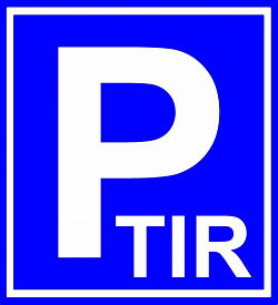 TIR parking, Ermakovska, 1