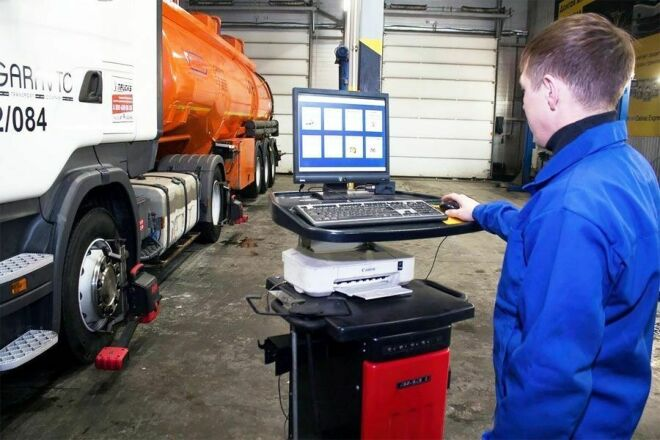 STO TIR- service repair of trucks and trailers